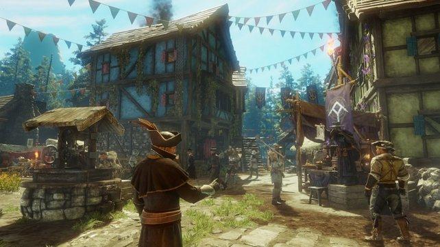 New World: Im Gegensatz zu Crucible kann Amazons kommendes Fantasy-MMO bereits einige Erfolge verzeichnen
