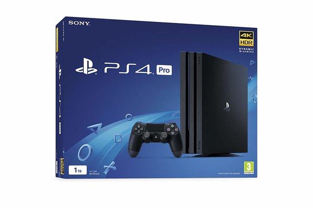 """Zum Black Friday gibt es mehrere """"PlayStation 4""""-Pro-Bundles stark reduziert."""