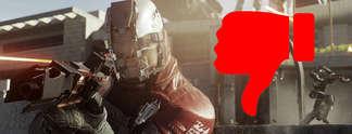 """Call of Duty - Infinite Warfare: Trailer kassiert auf Youtube üble Kritiken und """"Daumen runter"""""""