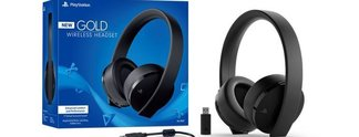 """Hier ist das neue Design für das """"PlayStation Gold""""-Headset"""