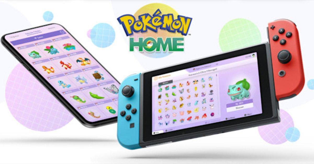 Pokémon Home   Spieler haben in einer Woche schon über 1,5 Millionen Euro ausgegeben