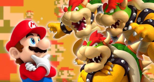 Das neue Super Mario Bros. für die Switch hat es in sich.