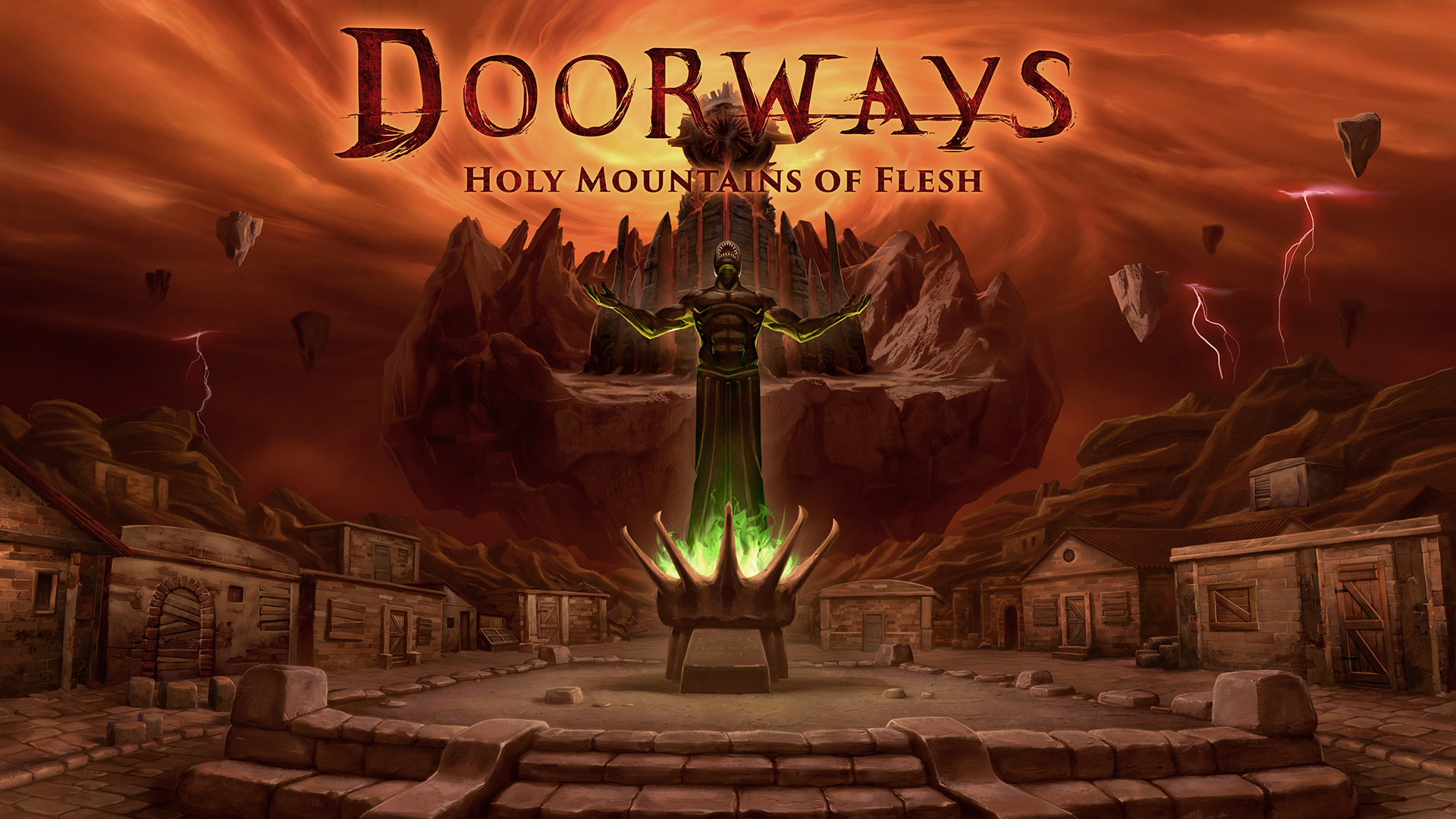 Doorways - Holy Mountains of Flesh