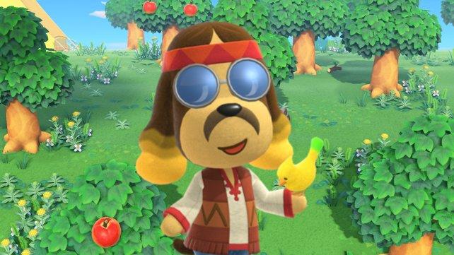 Facebook hält Spieler von Animal Crossing: New Horizons für Drogendealer.