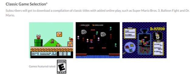So oder so: Retro-Spiele wird es bald auf der Nintendo-Switch geben!