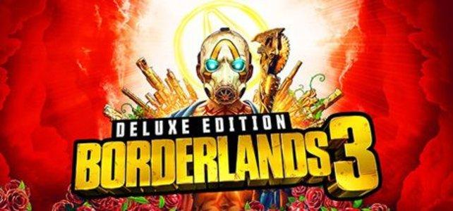 Borderlands 3 in der Deluxe-Edition.