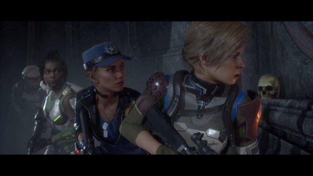 Sonya, Cassie Cage und Jacqui Briggs ziehen in die Schlacht.