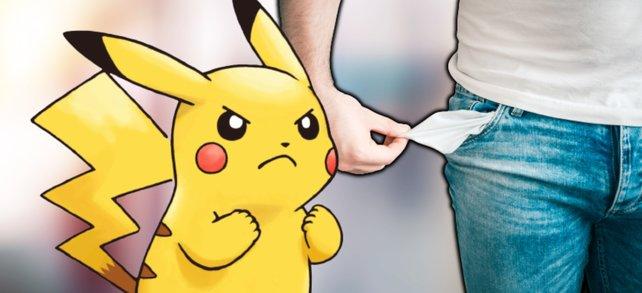 Wenn Pikachu wütend wird, müssen Leaker tief in die Taschen greifen. (Bildquelle: Getty Images / Devenorr)