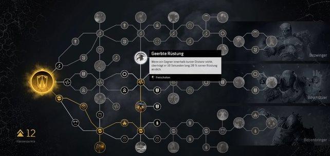 Macht für den Blut-Build einen Abstecher zum Bezwinger, haltet euch dann aber wieder am Bebenbringer-Talentbaum.