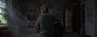 The Last of Us 2: Dürfen wir mit einem Hund durch die Apokalypse?