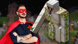 Minecraft-Spieler wird zum Held