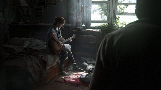 The Last of Us 2 verschiebt sich nur um ganz wenige Wochen.