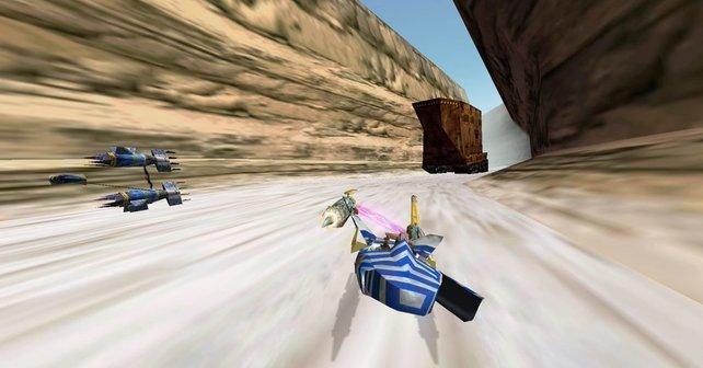 Die actionreichen Podrennen finden ihren Weg auf die Switch und PS4.