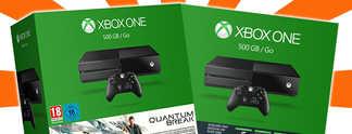 Deals: Schnäppchen des Tages: Xbox One mit Spiel für 269 Euro