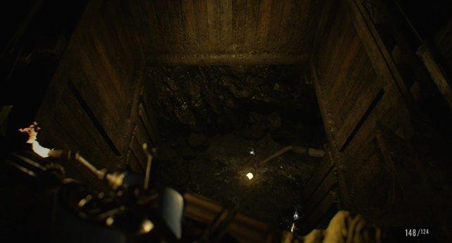 Traut ihr euch, Marguerite durch den Tunnel zu folgen?