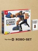 Nintendo Labo - Toy-Con 02 Robo-Set