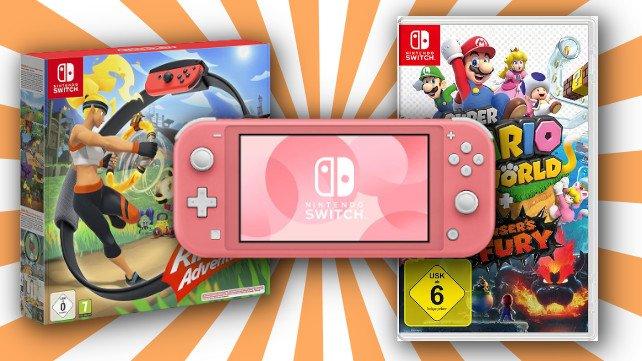 Nintendo Switch: Die besten Deals am Prime Day 2021.