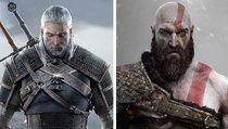 Geralt gegen Kratos - und ihr spielt den Kampf selbst