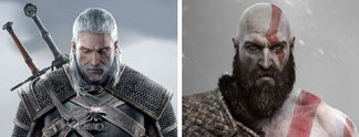 Specials: Geralt gegen Kratos - und ihr spielt den Kampf selbst