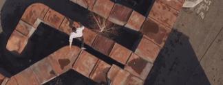 Panorama: Parkour aus der Vogelperspektive: Videospiel oder Realität?
