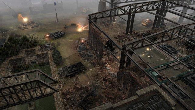 In der Erweiterung The British Forces kämpft ihr mit britischen Streikräften an der Westfront.