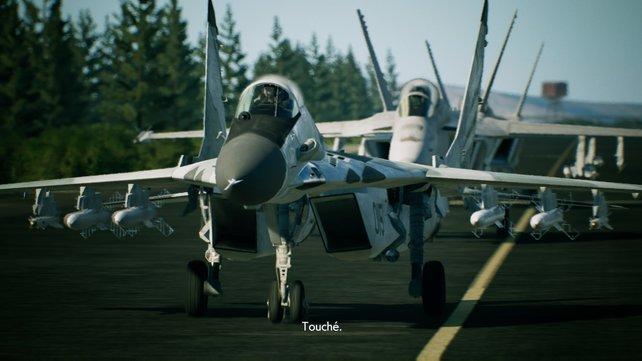 Krieg ist auch für den gesichtslosen Protagonisten gänzlich neu.