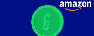 Sechs Euro Gutschein dank Amazon App