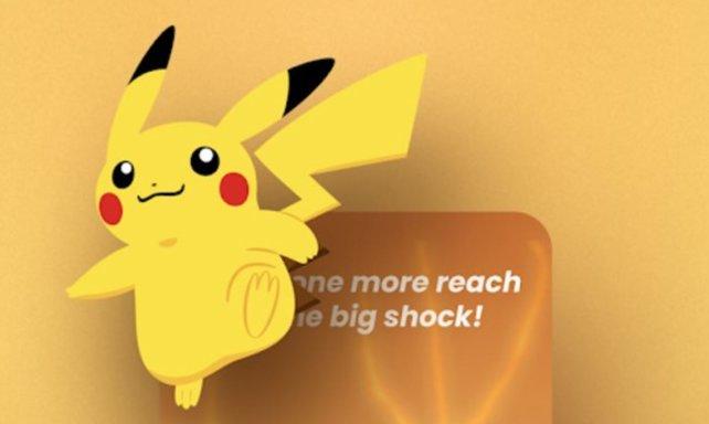 Die Pokémon-App vom Google Pixel 4.
