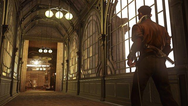 Dishonored 2 bringt den Steampunk zurück auf den Bildschirm.