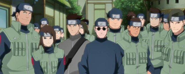 Irgendwann die Chu-Nin-Weste tragen zu dürfen, wäre schon cool.