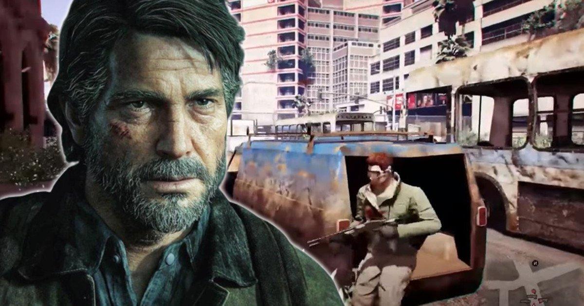 The Last of Us in GTA Online: Fan erstellt apokalyptischen Modus