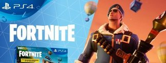 Fortnite: Bundle samt PlayStation 4 kommt