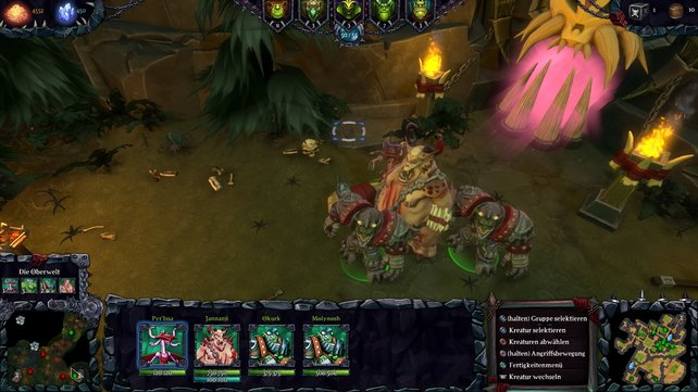 Der Troll-Juggernaut ist die größte Einheit der Horde