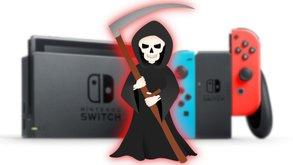 wie ihr eure Switch vor dem vorzeitigen Tod bewahrt