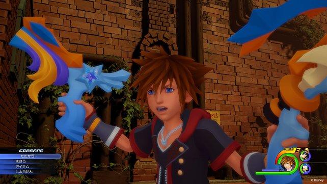 Kingdom Hearts 3: Hoffentlich hat das warten bald ein Ende.