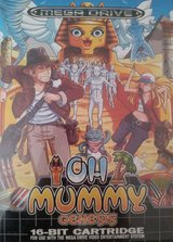 Oh Mummy Genesis