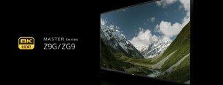 Sony Z9G: Diese Luxus-Fernseher wird sich wohl kaum ein Gamer leisten können
