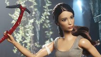 Lara Croft gibt es jetzt auch als Barbie