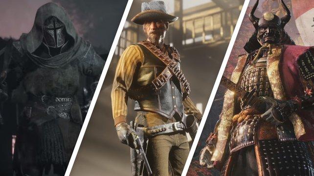Ein dunkler Ritter, ein Desperado oder ein Samurai: Jedes Szenario könnte seinen eigenen Bösewicht für ein neues Far Cry mitbringen.