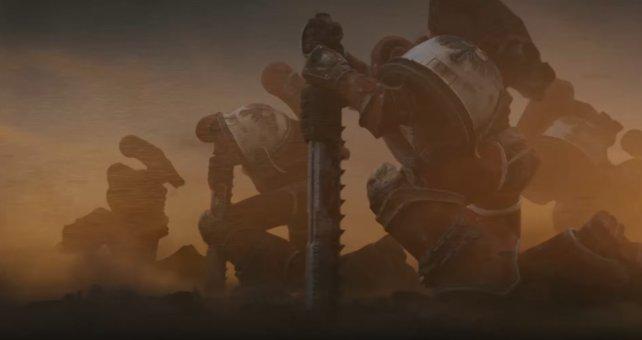 Die Space Marines führen 13 unterschiedliche Einheitentypen in die Schlacht.