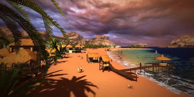 Drei verschiedene Spielmodi stehen Hobby-Diktatoren zur Auswahl: Kampagne, Mehrspieler und Sandkasten.