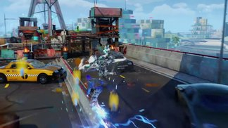 Die Feinde in Sunset Overdrive