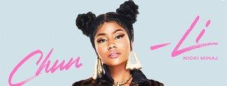 Chun-Li: Nicki Minaj veröffentlicht Videospiel-inspiriertes Lied