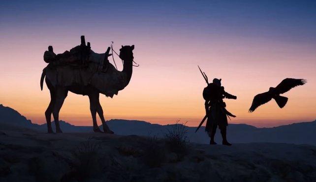 Wir lassen euch mit Problemen zu Assassin's Creed: Origins nicht im Dunkeln, sollte es nicht starten