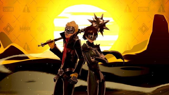 Ryuji und Makoto kennt ihr vielleicht noch - vieles wird euch aber neu sein.