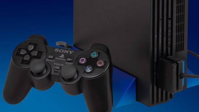 Die erste Variante der PS2 war ein klobiger Kasten, alles andere als formschön.