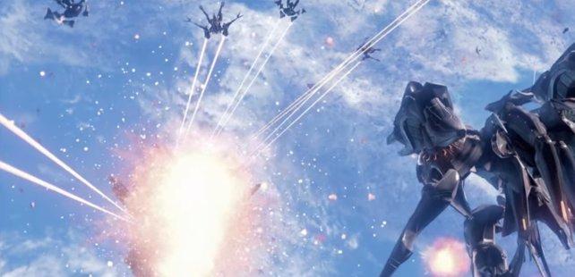 Das Kampfsystem von Xenoblade Chronicles X