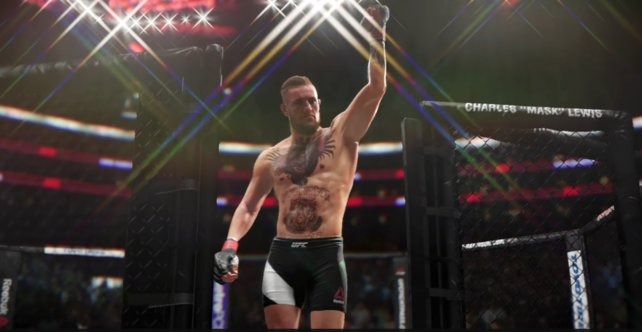 Der Titelträger Conor McGregor