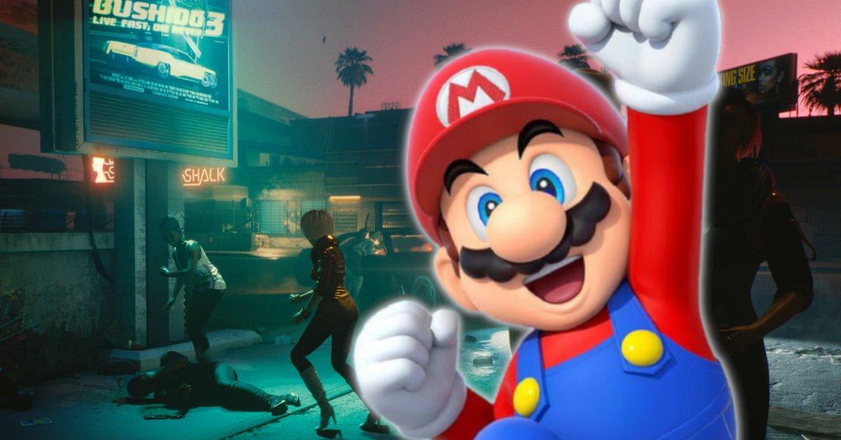 Trotz Bug-Desaster: Nintendo-Entwickler feiert Cyberpunk 2077