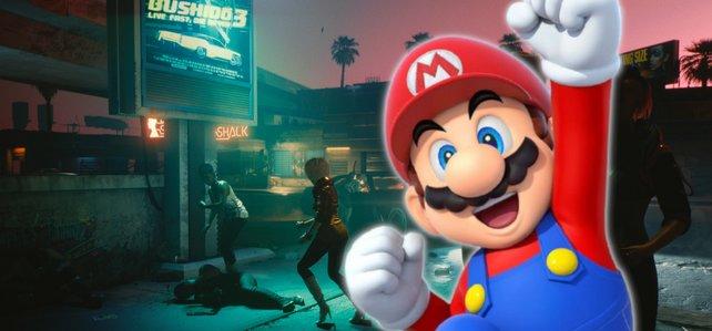 Cyberpunk 2077 erhält Support von einem Nintendo-Entwickler.